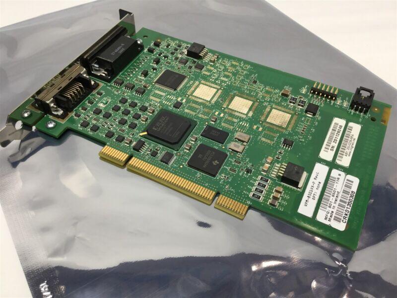 Cognex VPM-8501VX-P RevG Frame Grabber Image Vision Processor Board 200-0236-6RA
