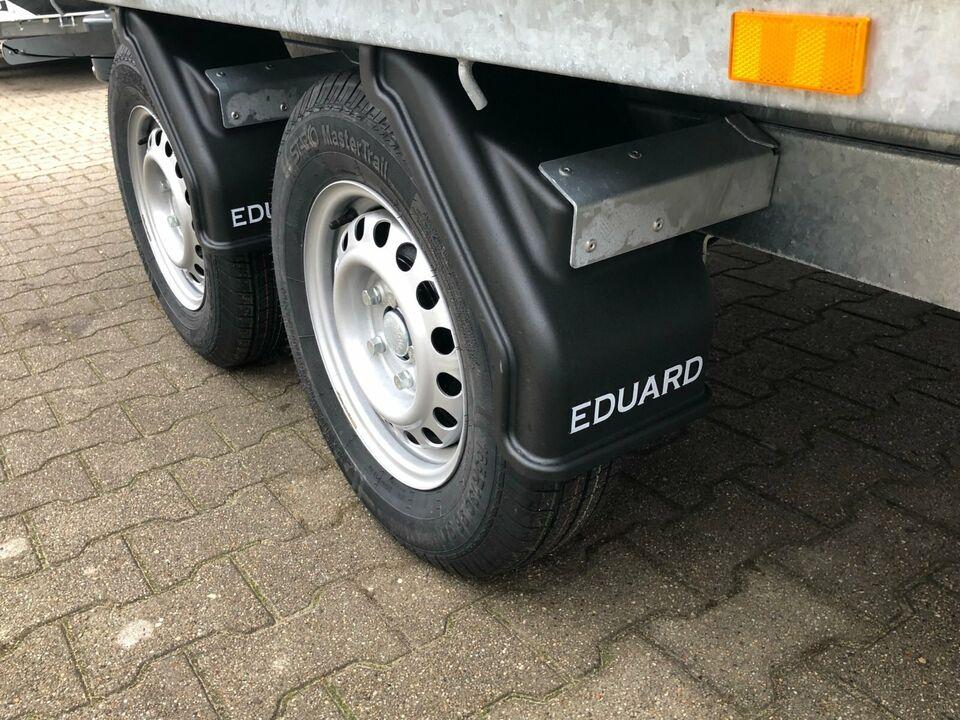 ⭐️ Anhänger Eduard Kipper 2700 kg 311x180x30+70 cm Laubgitter 72 in Schöneiche bei Berlin