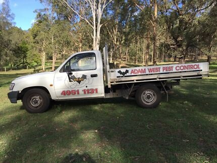 Toyota hilux workmate 2002