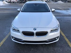 2016 BMW 535d Xdrive lease takeover