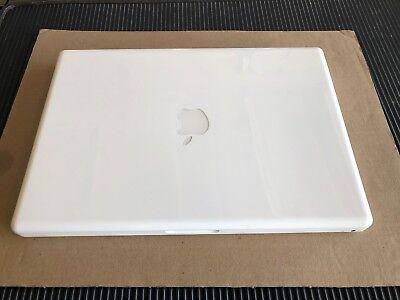 Apple MacBook laptop used.
