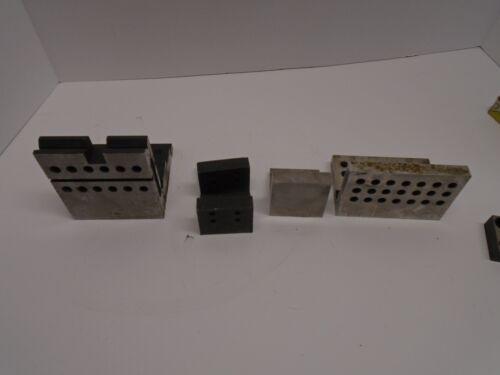 Machinist I 90 Degree Angle Block Plate lot