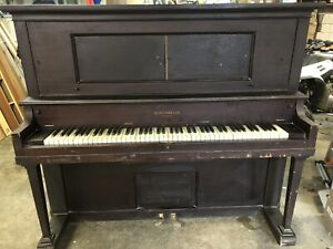 Heintzman upright piano for sale !!