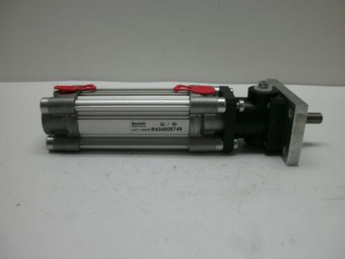 REXROTH R434005749 PNEUMATIC CYLINDER 32 X 50 &7877) -13W38 NEW NO BOX