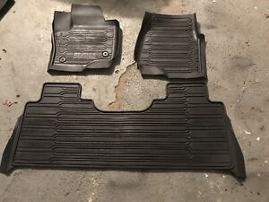 tapis style weathertech pour Ford F250-F350-F450 2017-2019