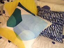3 decorator cushions and throw set Ringwood East Maroondah Area Preview