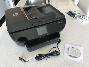 BRAND NEW HP 7640 plus 4 extra ink