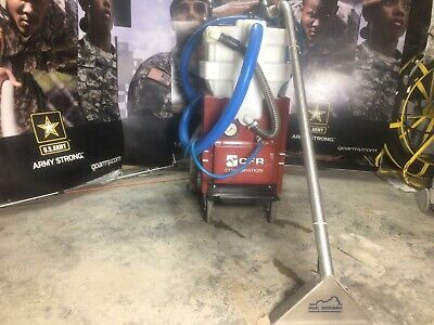 Cfr Pro 400 Carpet Extractor Power Cleaner W Wand 41 To 54 Hrs. Demos