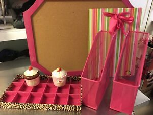 Super Cute Girls Room Accessories - All for $20!!