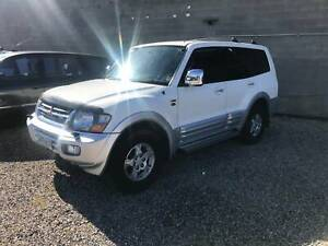 2001 Mitsubishi Pajero EXCEED LWB Automatic SUV Rosewater Port Adelaide Area Preview