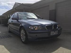 2003 BMW 3 Sedan REGO & RWC Yarraville Maribyrnong Area Preview