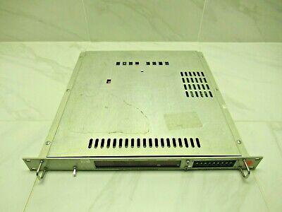 Trak Systems Time Code Translatorgenerator Model 8393-9