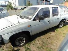 WRECKING / DISMANTLING 1992 NISSAN NAVARA DUAL CAB UTE IN AUTO North St Marys Penrith Area Preview