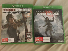 Rise of the tomb raider Xbox one Taigum Brisbane North East Preview
