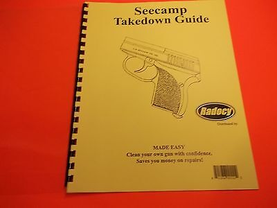 Books & Manuals - Cleaning Gun