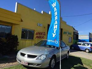 2003 Mitsubishi Magna+1 YEARS WARRANY+RWC Salisbury Brisbane South West Preview