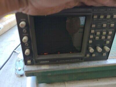 Leader Lv5152da Digital Waveform Monitor