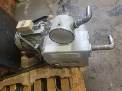 Busch R5 RC0100 RC 0100 Single Stage Rotary Vane Vacuum Pump