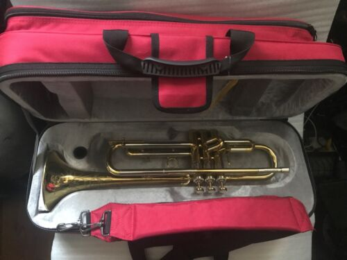 VINTAGE JAZZ MARTIN COMMITTEE Bb TRUMPET DELUXE ENGRAVED LACQUER NICKEL WOLFPACK