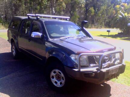 2006 Nissan Navara Ute South West Rocks Kempsey Area Preview
