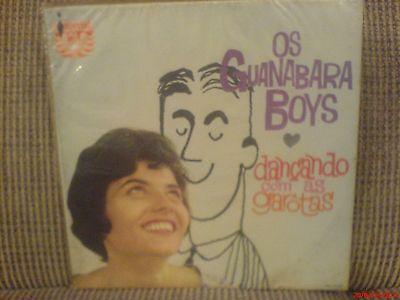 Hear Os Guanabara Boys Lp Dancando Com As Garotas 60S Bossa Jazz Brazil Vg