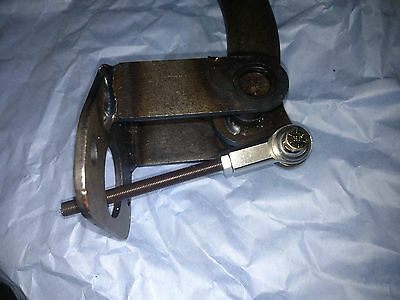 FRAME MOUNT MASTER CYLINDER & PEDAL HOT RAT ROD  T-BUCKET COUPE ROADSTER SEDAN for sale  Kodak