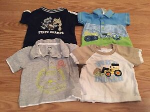 Baby Boy Clothes Lot - Size 3-6 Months