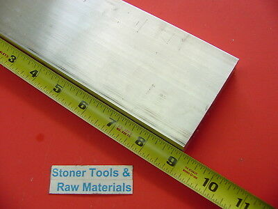 12 X 3 Aluminum 6061 Extruded Bar 9 Long T6511 Solid Mill Stock .50x 3.0