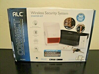 Alc Ahs616 Connect Plus Wireless Security System Protection Kit Free Shipping