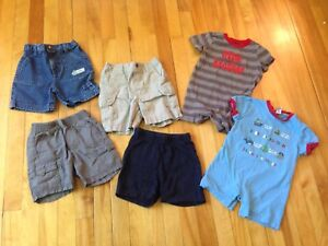 18 month / 18-24 month Boy Clothes - over 80 items!