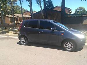2008 Mitsubishi Colt Hatchback Punchbowl Canterbury Area Preview