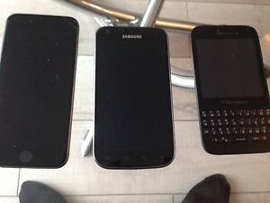 Phones for sale $200.00 OBO selling all together