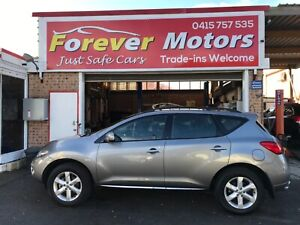2011 NISSAN MURANO Ti 4X4 AUTOMATIC WAGON SUV Long Jetty Wyong Area Preview