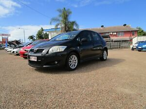 2009 Toyota Corolla Hatch Hermit Park Townsville City Preview