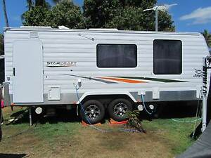 2011 Jayco Starcraft outback  20.62-3.OB.11SC Lissner Charters Towers Area Preview
