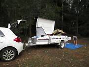 Trek Kudu Camper Trailer in excellent condition Landsborough Caloundra Area Preview