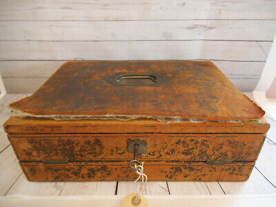 Small Antique Writing Box For Restoration
