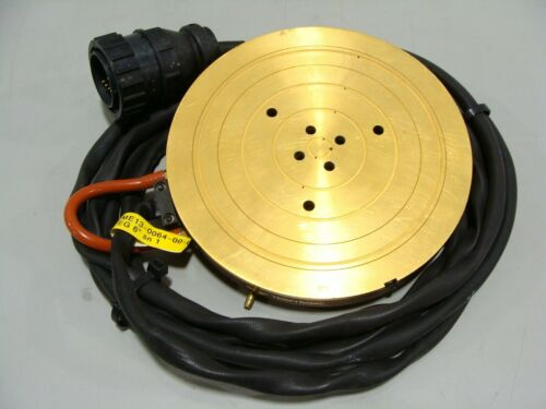 """TempTronic 6"""" ThermoChuck Heated / Cooled Wafer Vacuum Chuck Electroglas 2001X"""