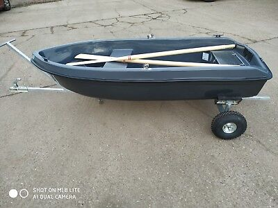 NEW 2019 Rowing boat fishing boat Navis 245 8ft New High Quality Motor Dinghy