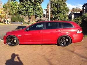 2012 Holden Commodore VE II SS Wagon Castle Hill The Hills District Preview