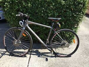 Awesome flat bar bike with helmet and lock Maroubra Eastern Suburbs Preview