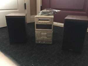 Denon DMD11 Mini Hifi Stereo