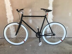 Black Road Bike 57cms