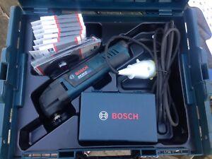 Bosch GOP 250 CE 110v multi cutter and sander