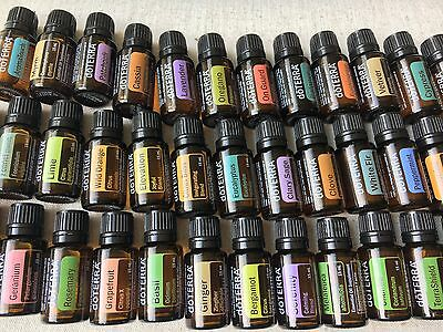 Doterra Essential Oil 15Ml New   Sealed Free Coconut Oil  Pump With Buy 2Or More
