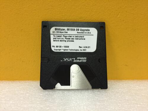 Agilent / HP / Keysight  86130-10009 86130A Bit Analyzer OS Upgrade Disk. New!