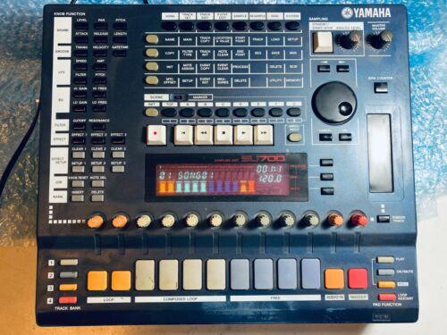 Yamaha SU700 Sampler Sequencer TESTED Worldwide Shipping