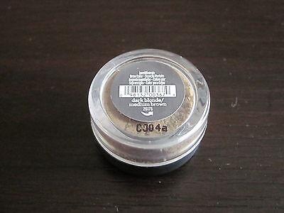 bareMinerals Brow Color * DARK BLONDE MEDIUM BROWN * Powder ~ 0.28g * NEW SEALED