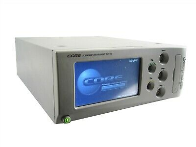 Stryker 5400-050-000 Core Powered Instrument Driver Unit Console Neuro Spine Med
