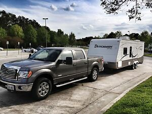 Trailer delivery/mover